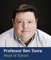 Ben Tonra portrait