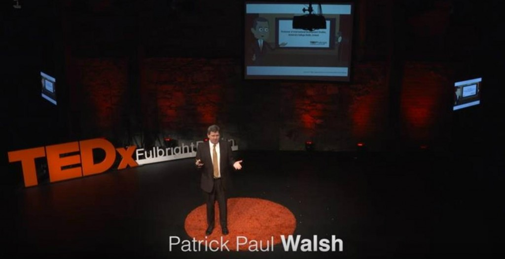 Patrick Paul Walsh TED